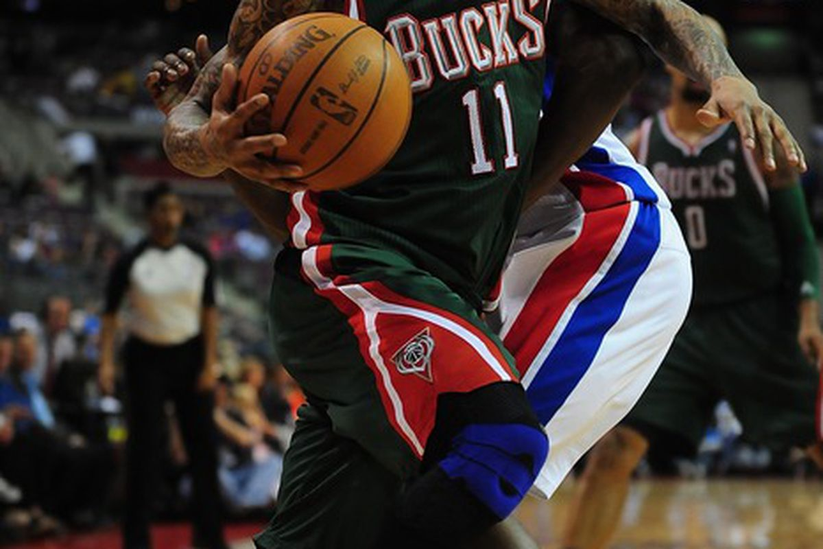 Creating contact at the basket remains a critical part of Monta Ellis' game.