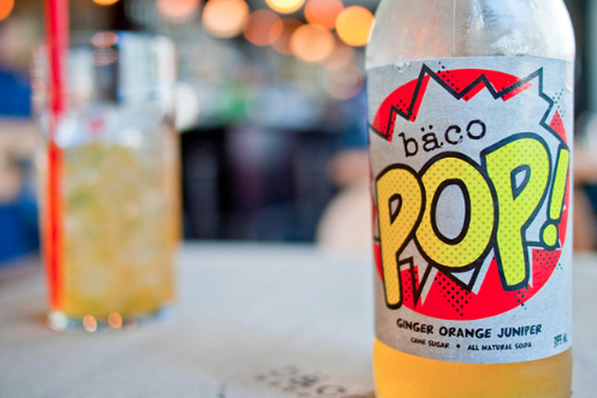 Bäco Pop at Bäco Mercat, Downtown.