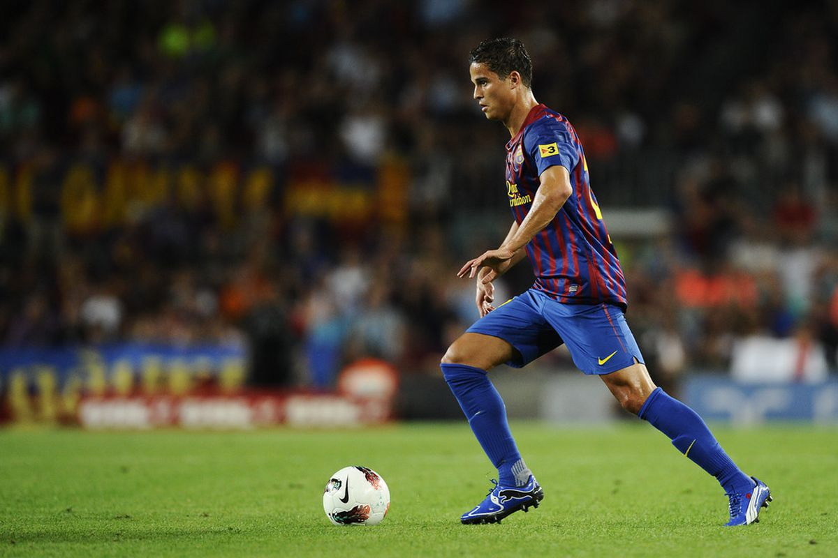 Ibrahim Afellay ended the pre-season with a beautiful goal.