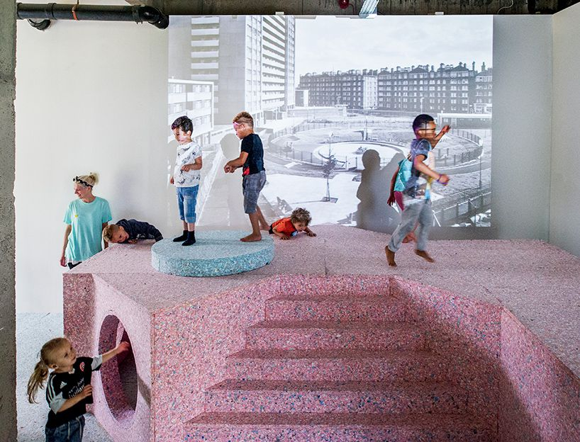 Assemble's Brutalist playground is coming to the Vitra
