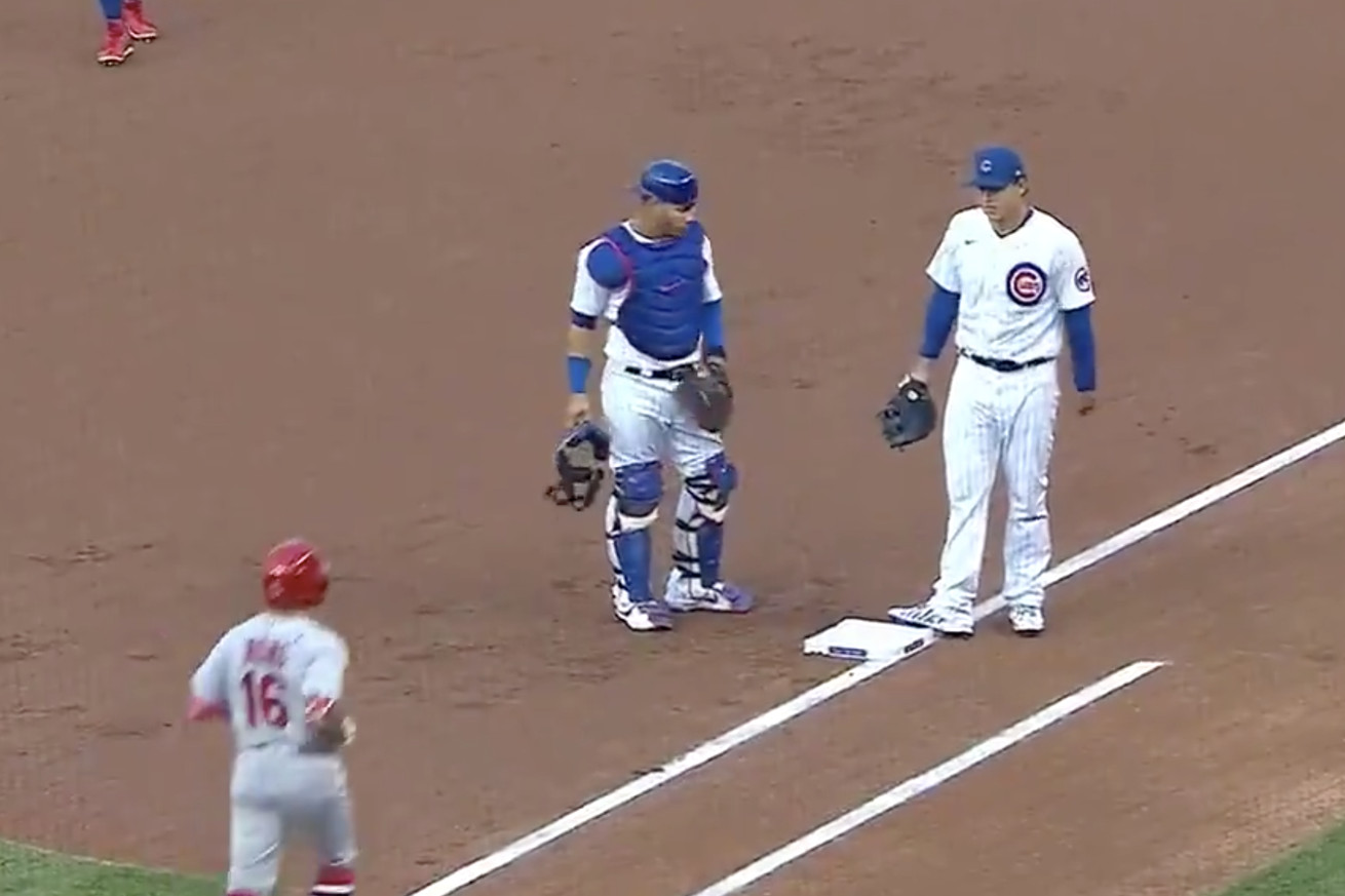image  1 .0 - Kolten Wong and the very silly groundout