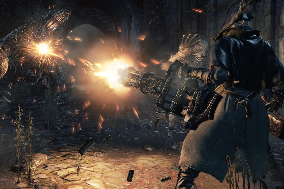 bloodborne update 1 07 rolls out today preps the game for the old