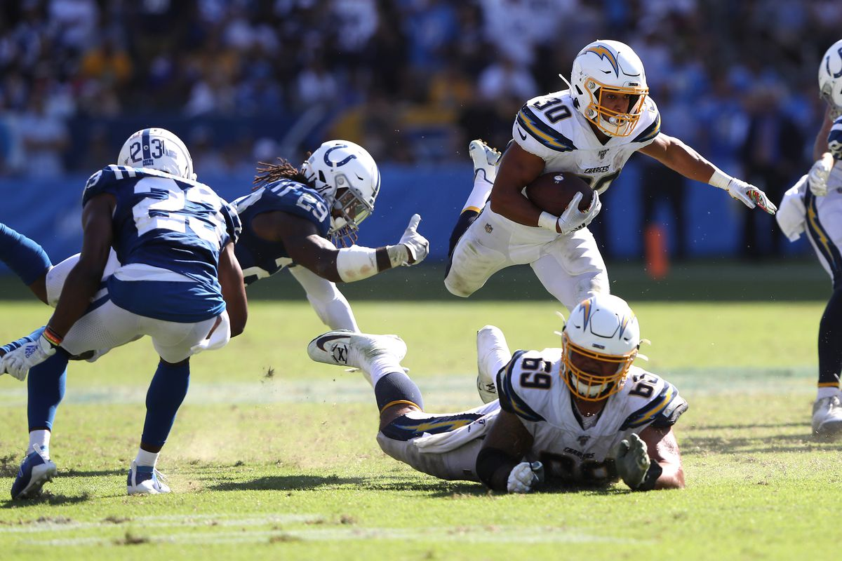 Indianapolis Colts vLos Angeles Chargers