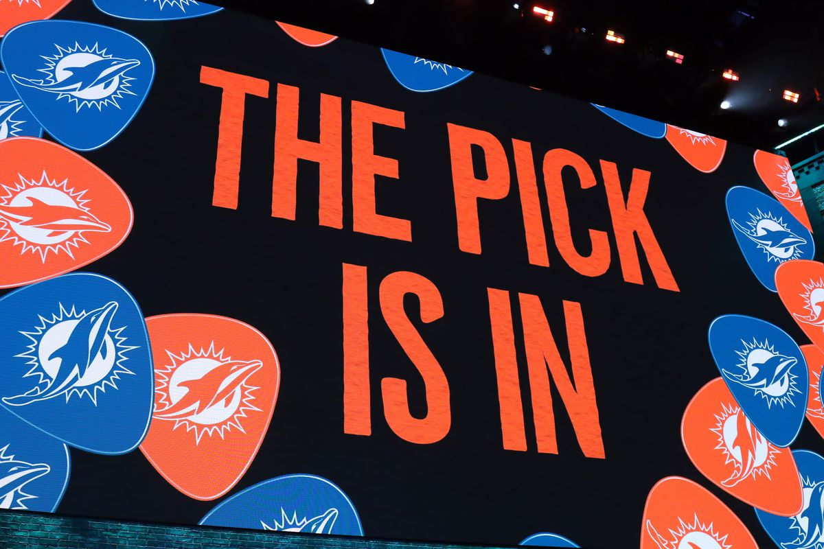 Miami Dolphins 2020 Draft - 1st Round Draft Picks Since 2000 - The Phinsider