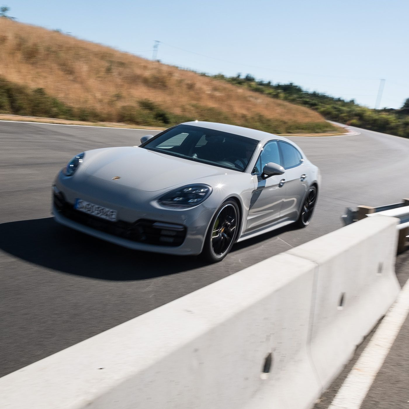 Porsche S Newest Hybrid Is Great On The Track And Even Better Road Verge