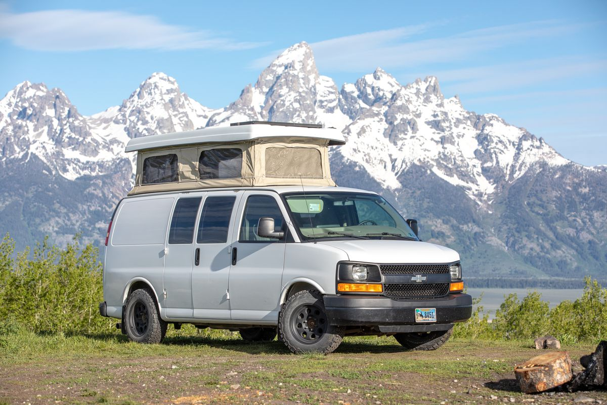 Rvs For Rent Where To Rent A Camper Online Curbed