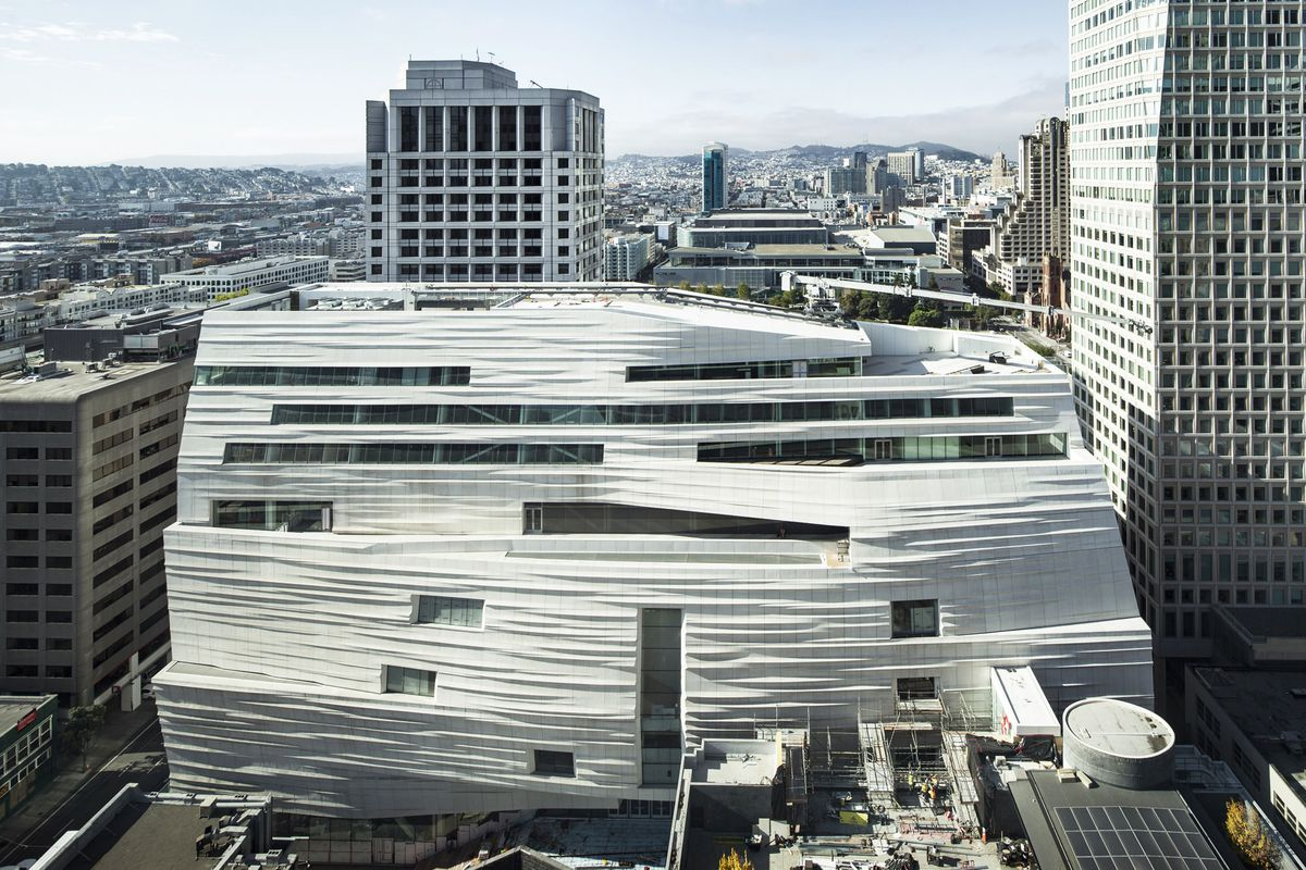 San Franciscos best new building projects of 2016 Curbed SF