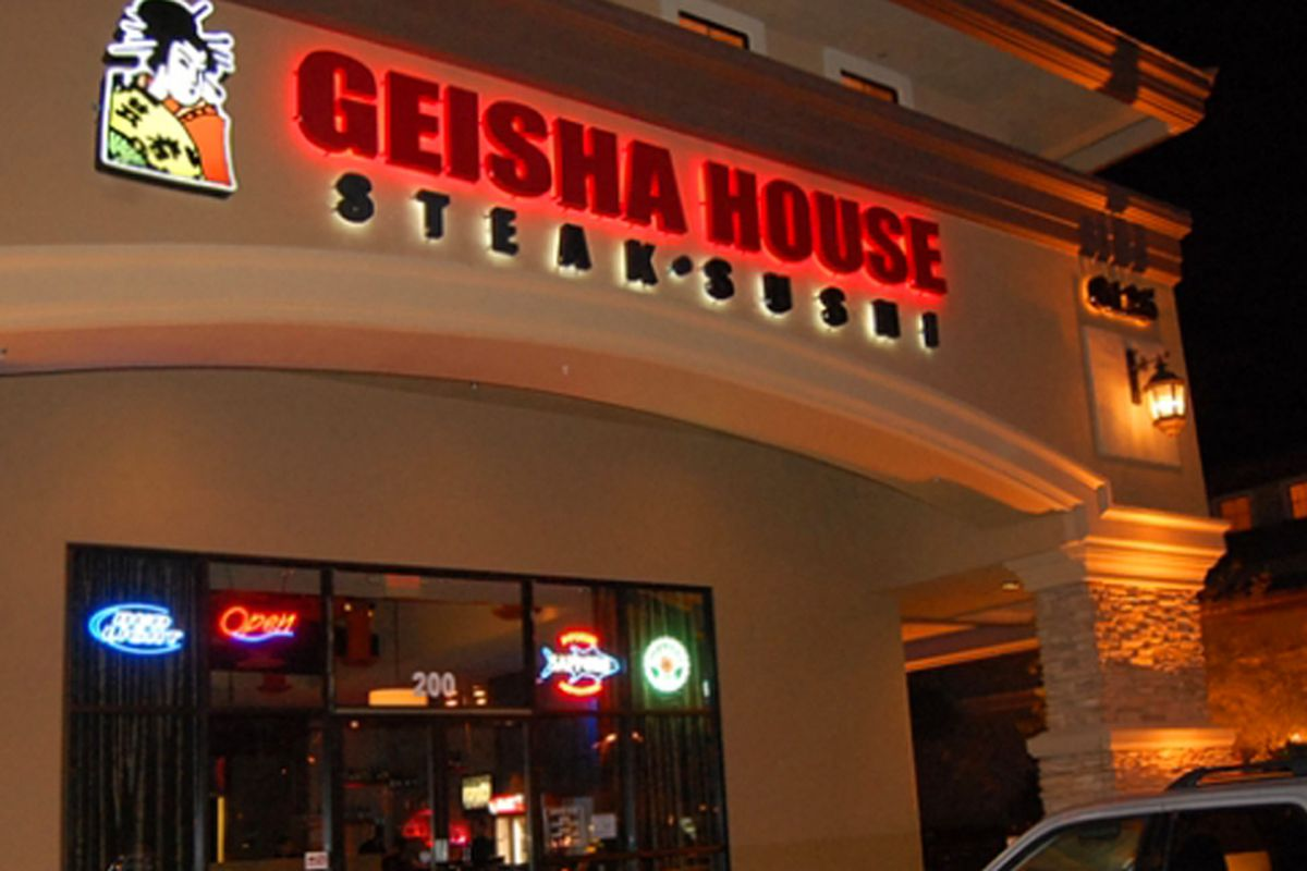 Geisha House to Make it Four in the West - Eater Vegas