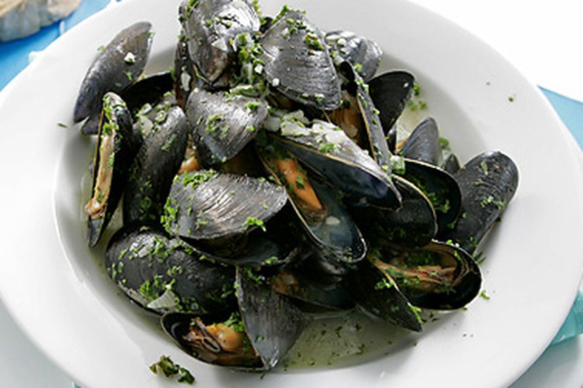 """Dirty mussels via <a href=""""http://www.bbc.co.uk/food/get_cooking/images/emp/087.jpg"""">www.bbc.co.uk</a>"""
