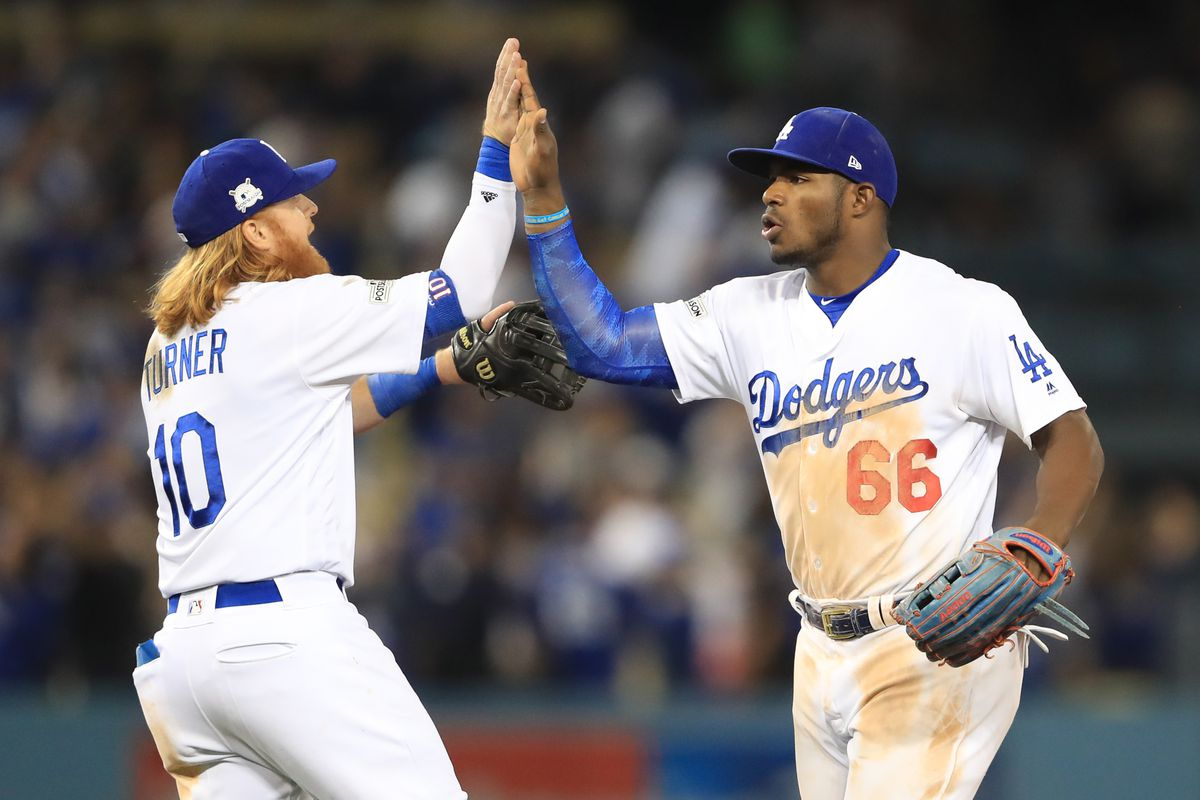 Divisional Round - Arizona Diamondbacks v Los Angeles Dodgers - Game Two