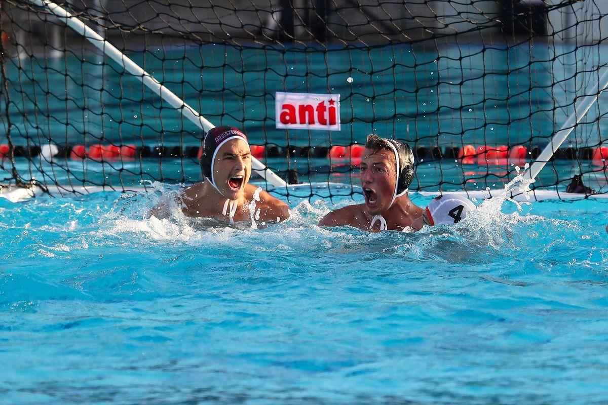 NCAA WATER POLO: DEC 08 Men's Water Polo Championship