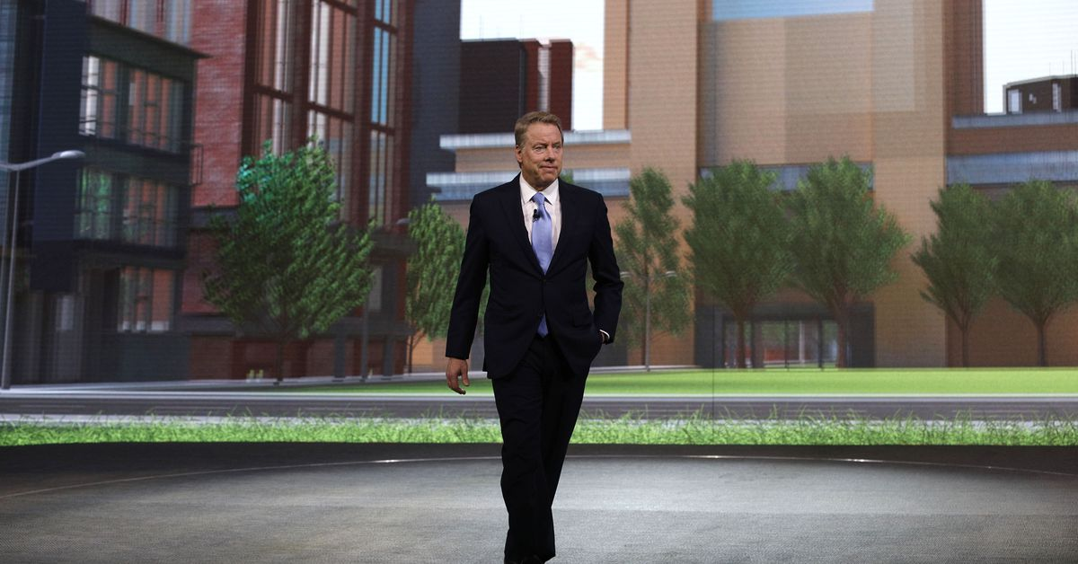Bill Ford says smart cities aren't 'just a science project'