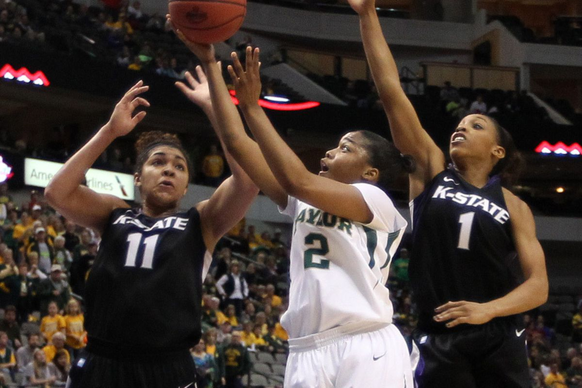 Chantay Caron (11) is one of 46 'Cats to pull a 4.0 in Spring 2013.