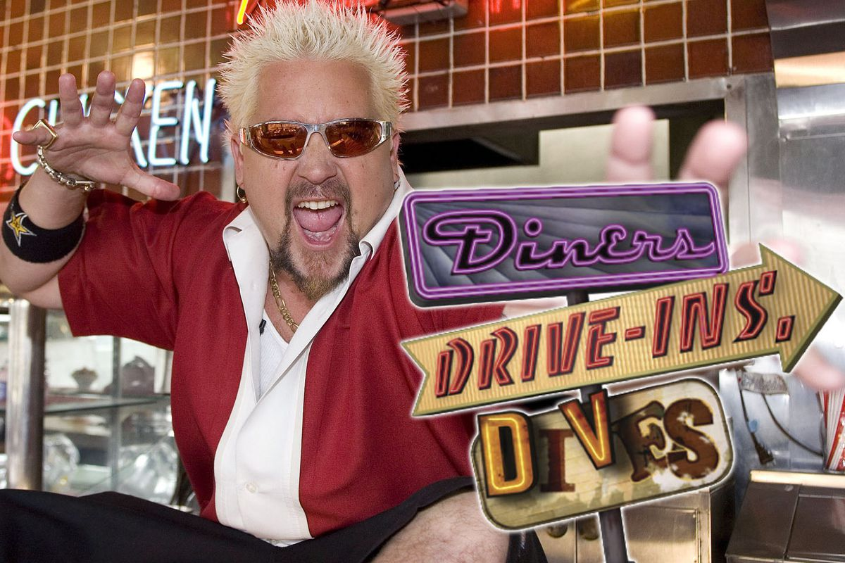 Diners Drive Ins And Dives Las Vegas