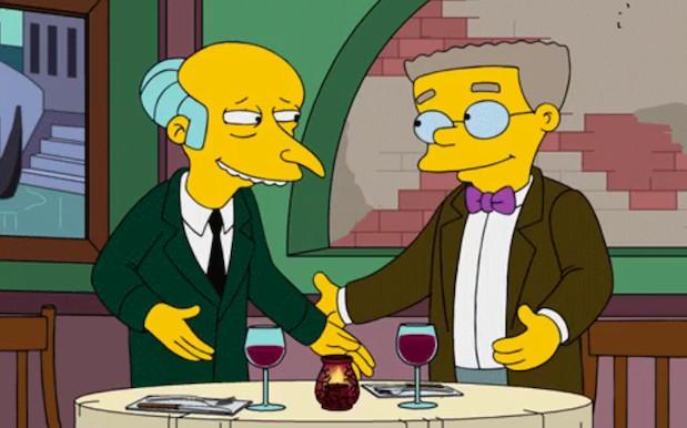 Mr. Burns and Waylon Smithers(Fox)