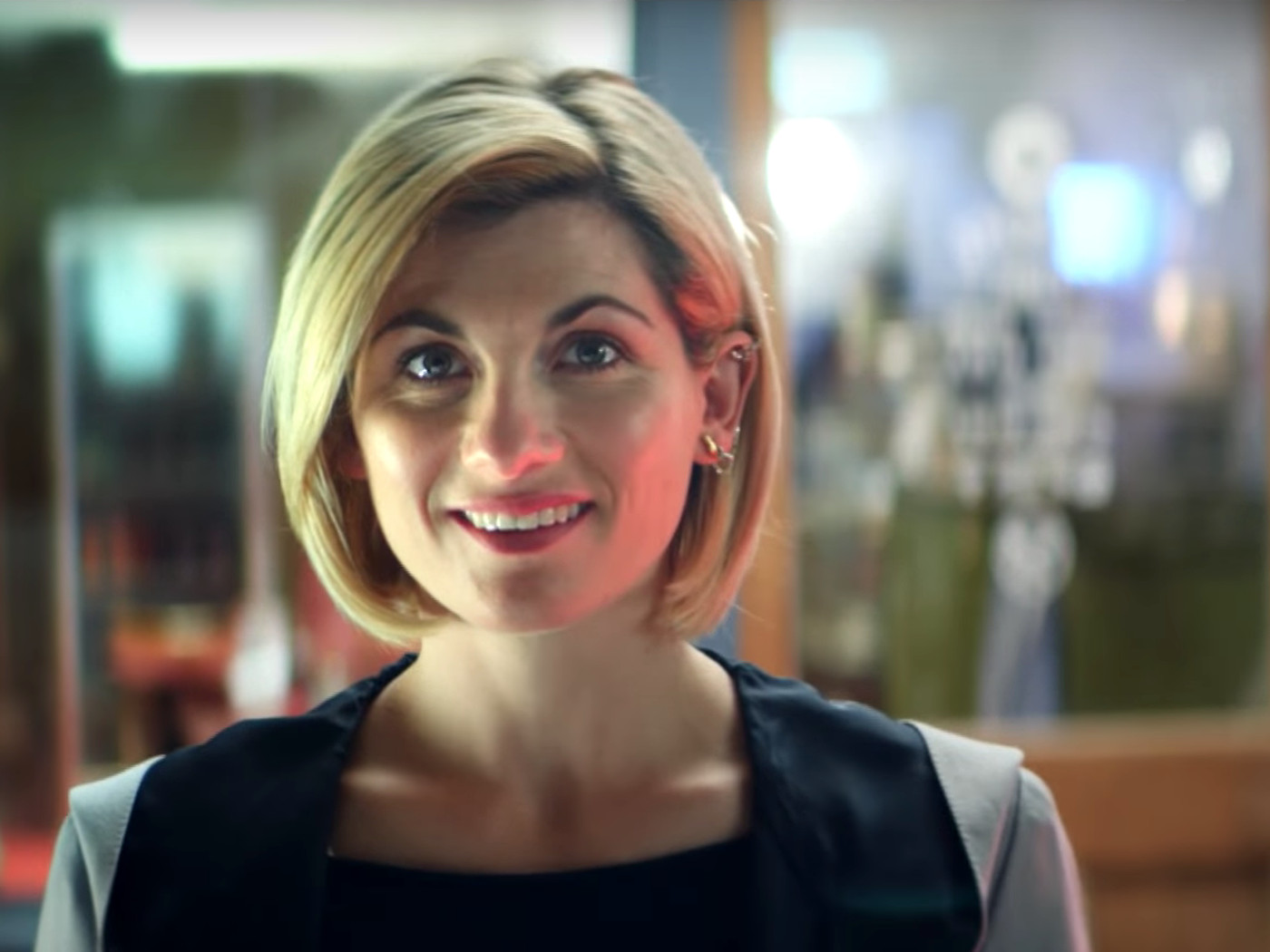 Watch the first teaser for Doctor Who\'s next season - The Verge