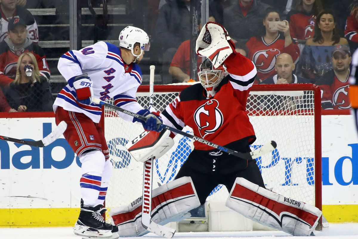 New Jersey Devils Make First Ever Trade with New York Rangers  Michael  Grabner for 2018 2nd Round Pick   Yegor Rykov 9100dd57338