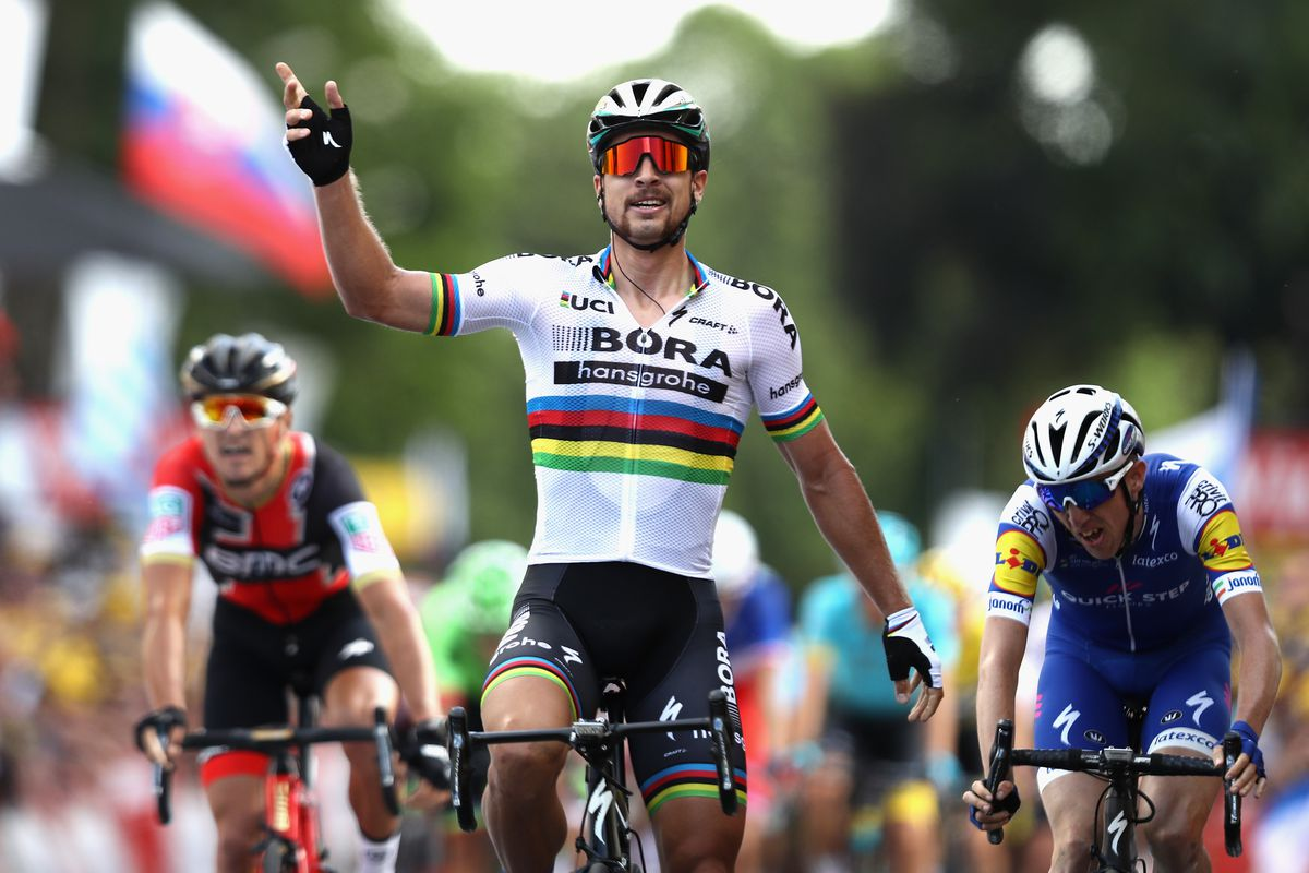 Somewhere, over the rainbow, blue birds fly. That's a hint to a Belgian win if you ask me.