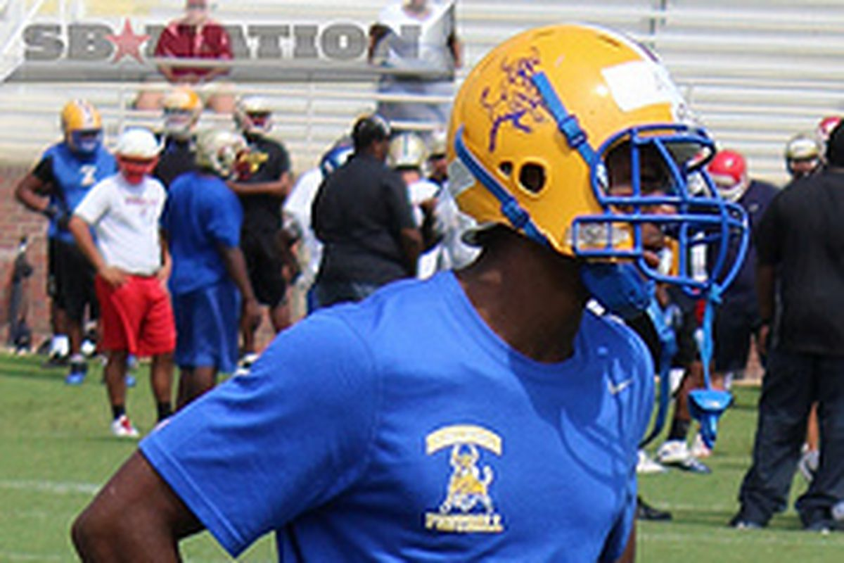 Artie Burns will be a focal point for Canes fans in the Under Armour game this Friday