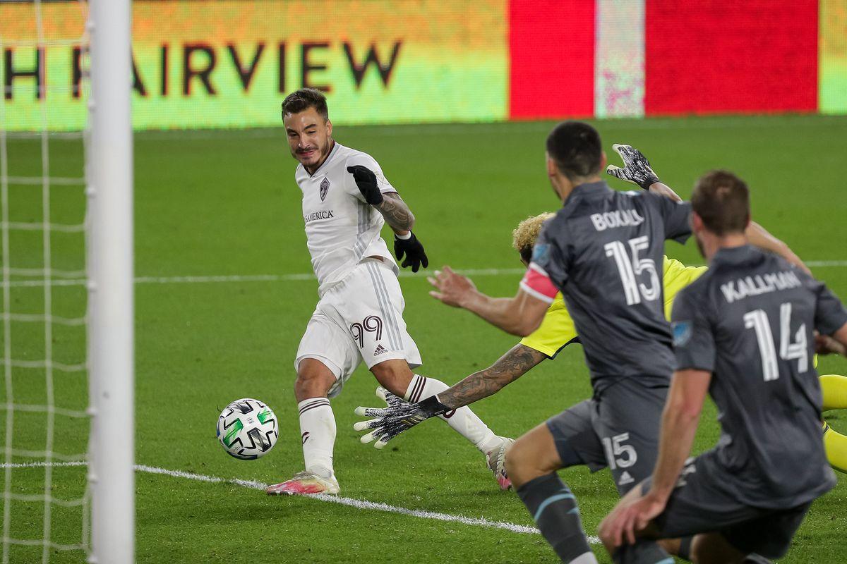 MLS: Colorado Rapids at Minnesota United FC