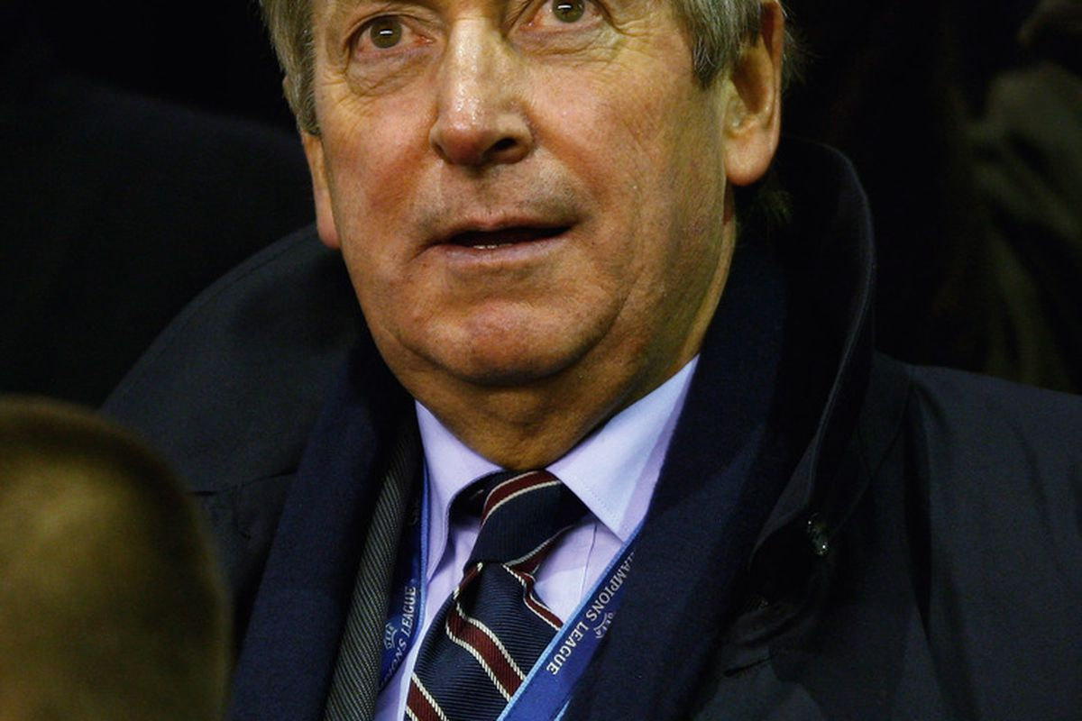 Will this man be in charge of Aston Villa for their next match?