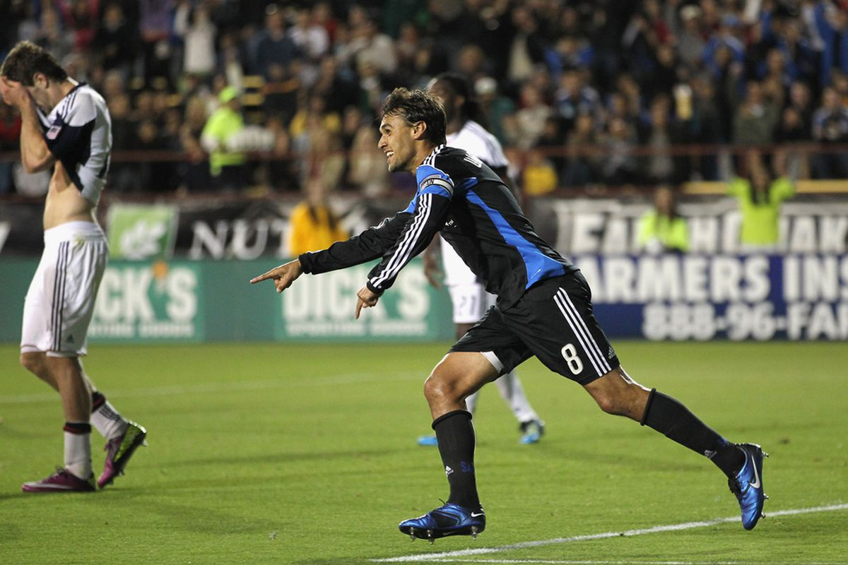 Chris Wondolowski earned a call-up to the U.S. Men's National Team after a strong 12 months in MLS.