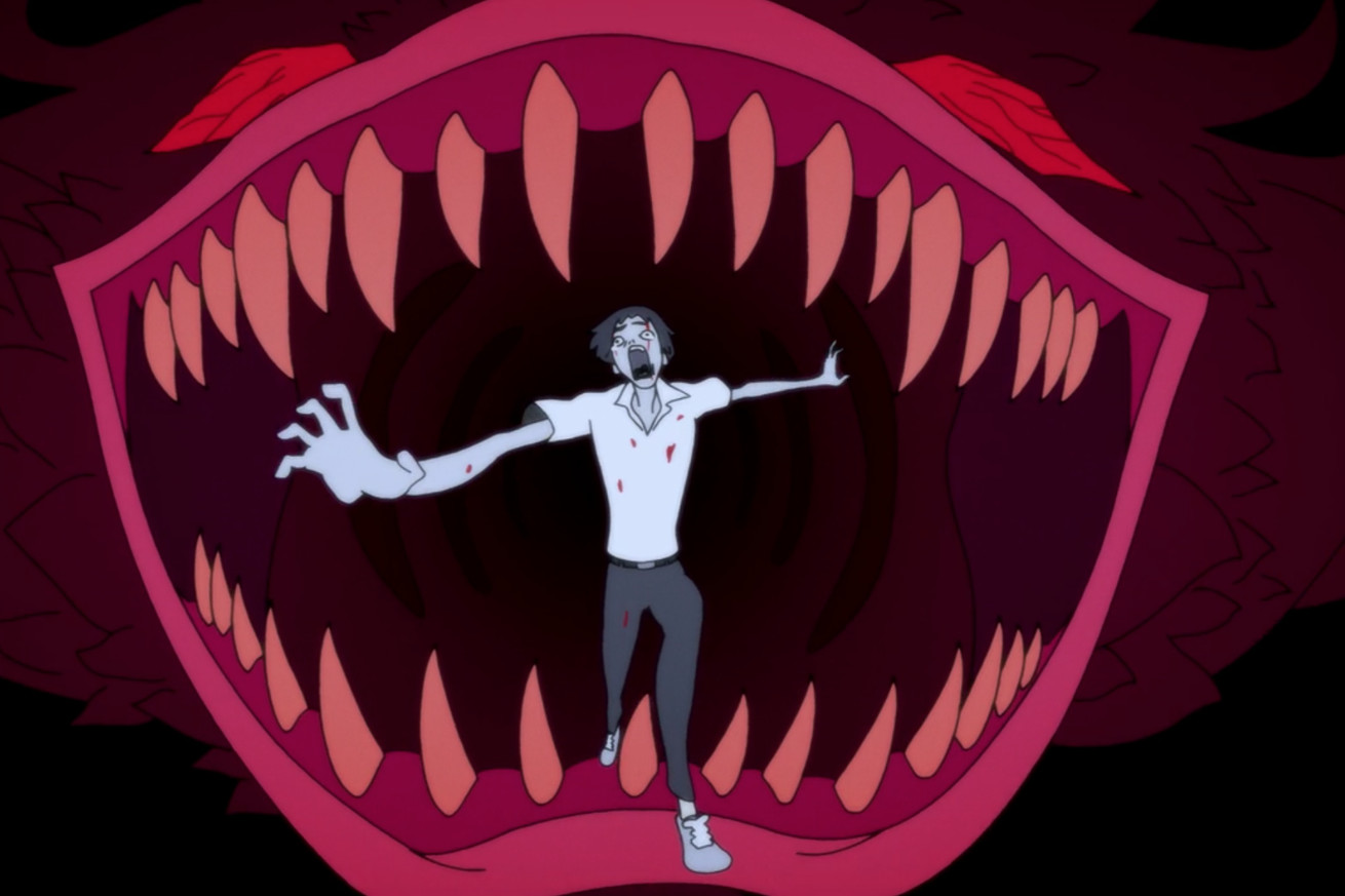 devilman crybaby is netflix s horniest most shockingly violent show yet