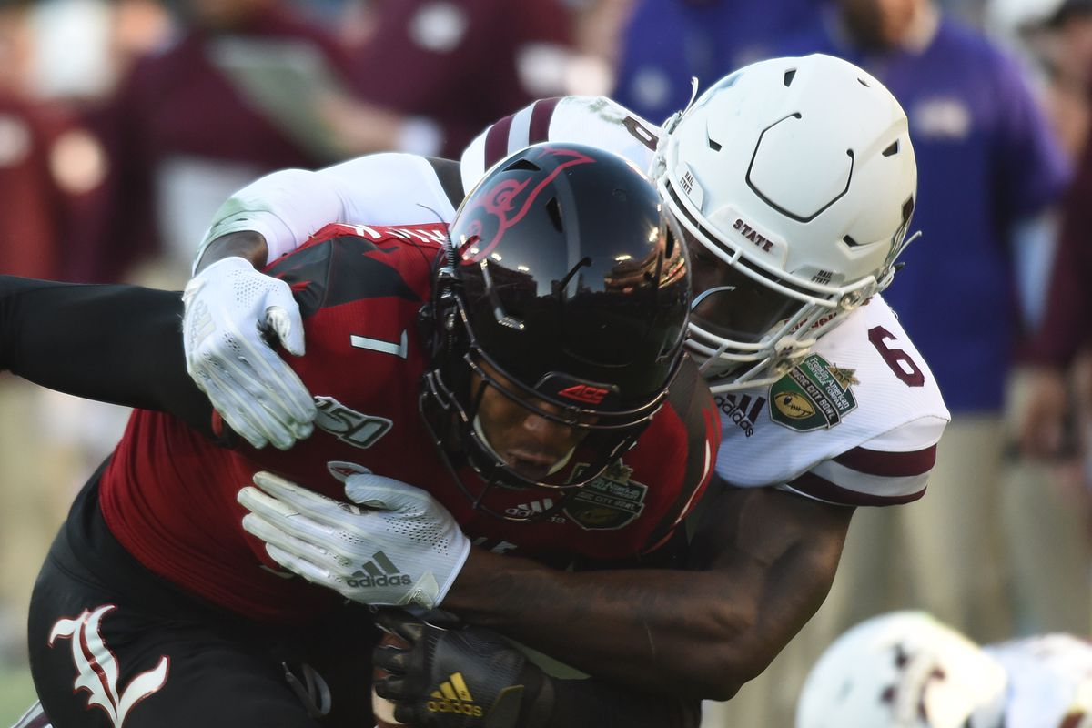 COLLEGE FOOTBALL: DEC 30 Music City Bowl - Mississippi State v Louisville