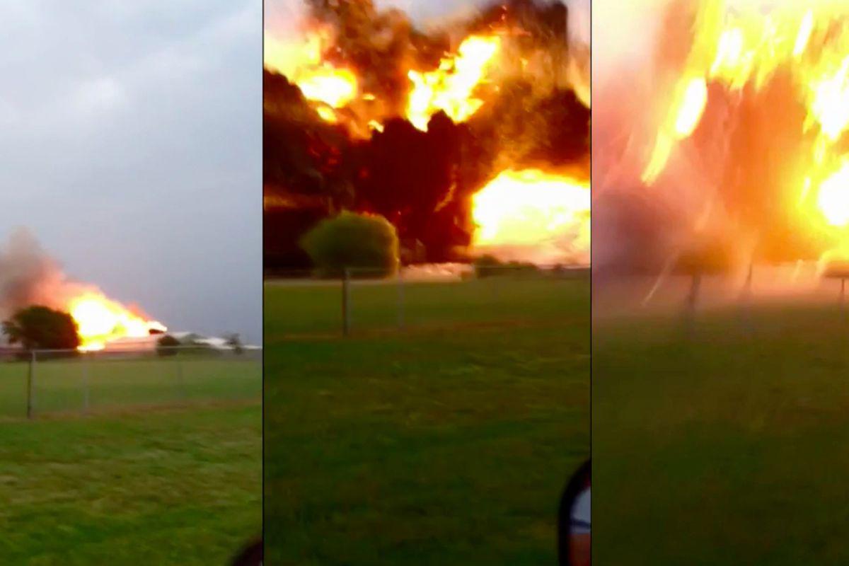 west fertilizer explosion (youtube)
