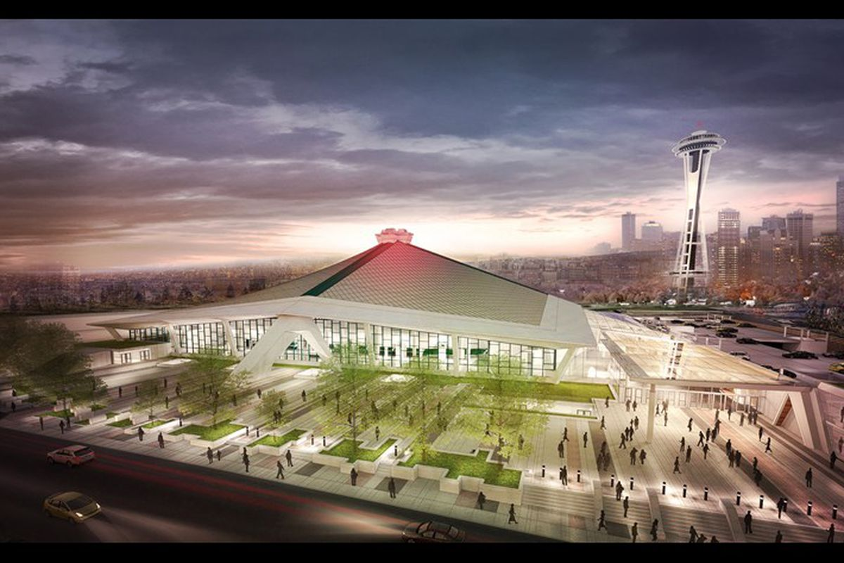 City Council Approves Seattle Center Arena Mou With Oak