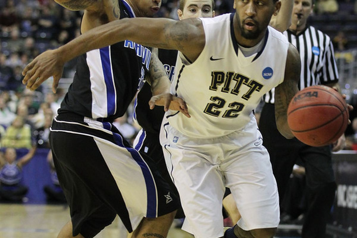 Brad Wanamaker and Pitt will face Butler in the next round (Photo by Nick Laham/Getty Images)