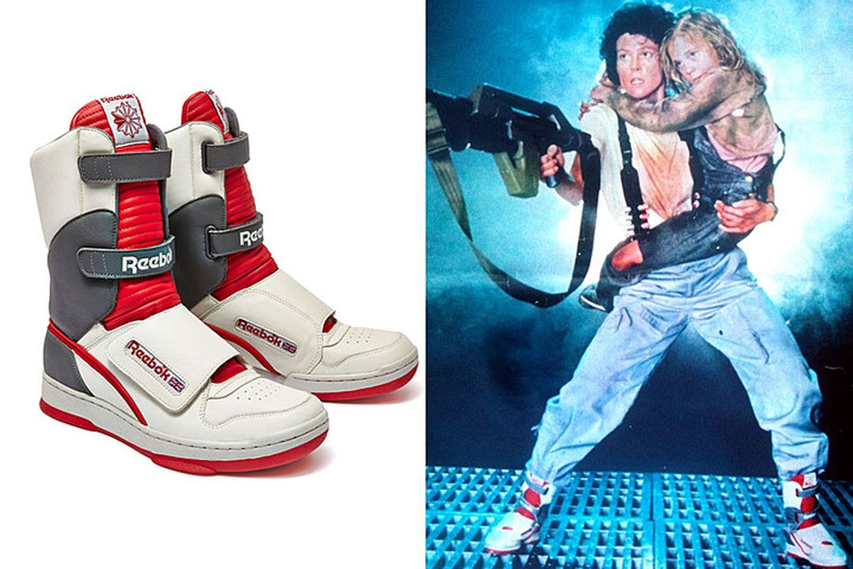 Reebok and Fox set to release Ripley s  Alien Stomper  sneakers ... 32514f526