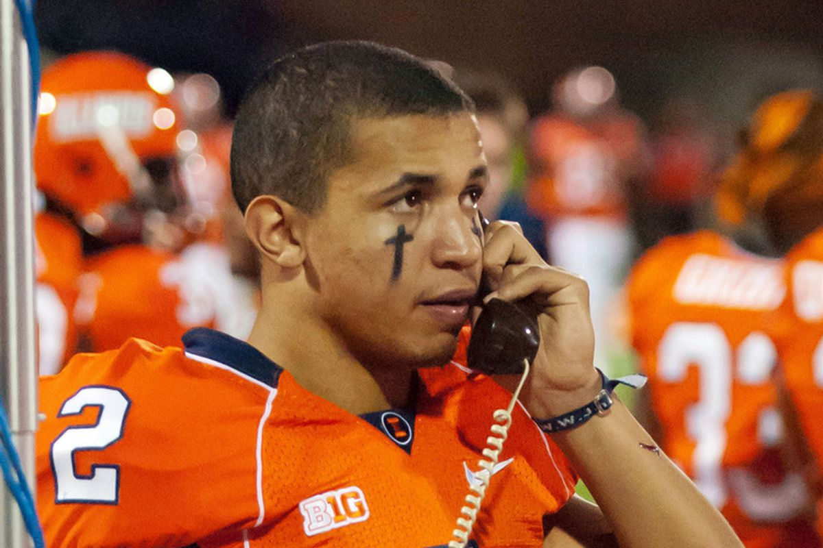 """""""Yeah, let me talk to the third down coordinator."""""""