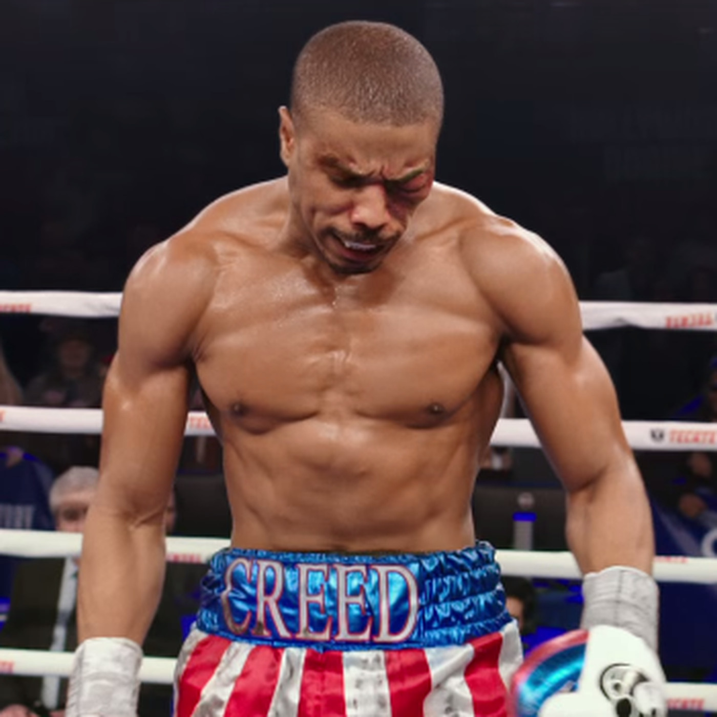 Watch The Powerful First Trailer For Rocky Spinoff Creed