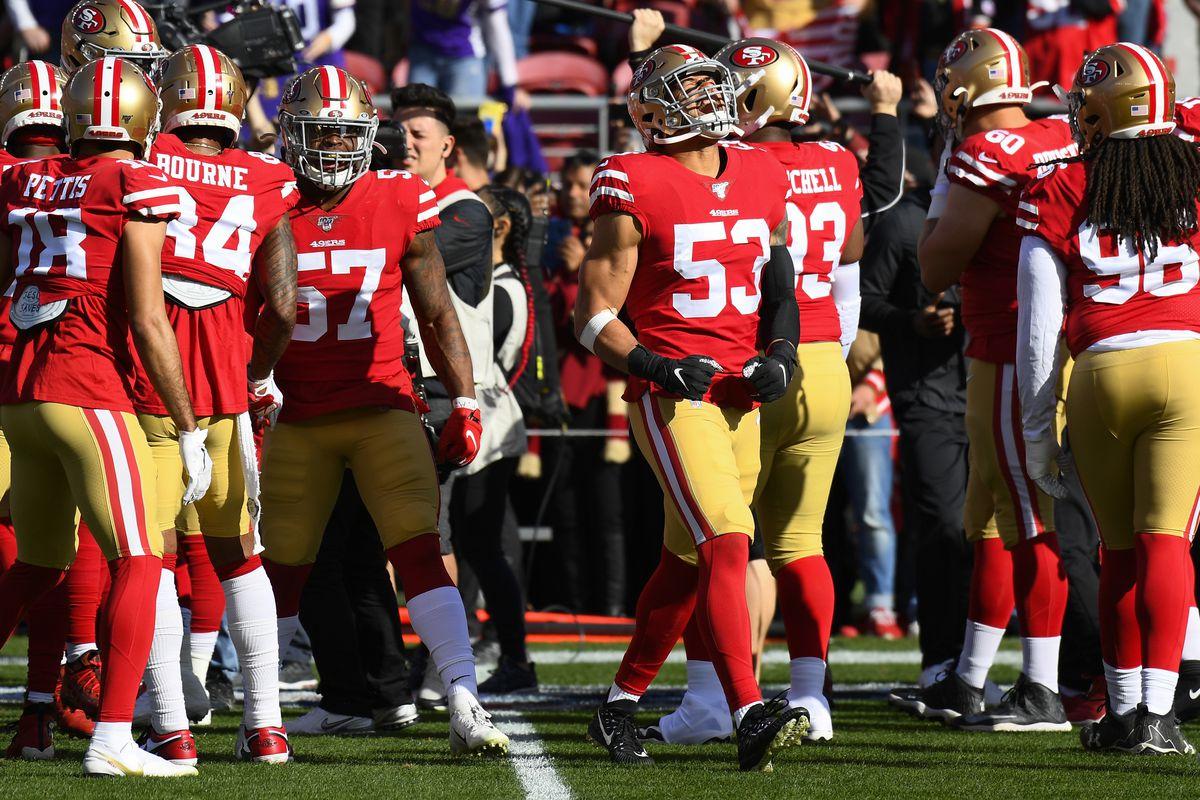 NFL: JAN 11 NFC Divisional Playoff - Vikings at 49ers