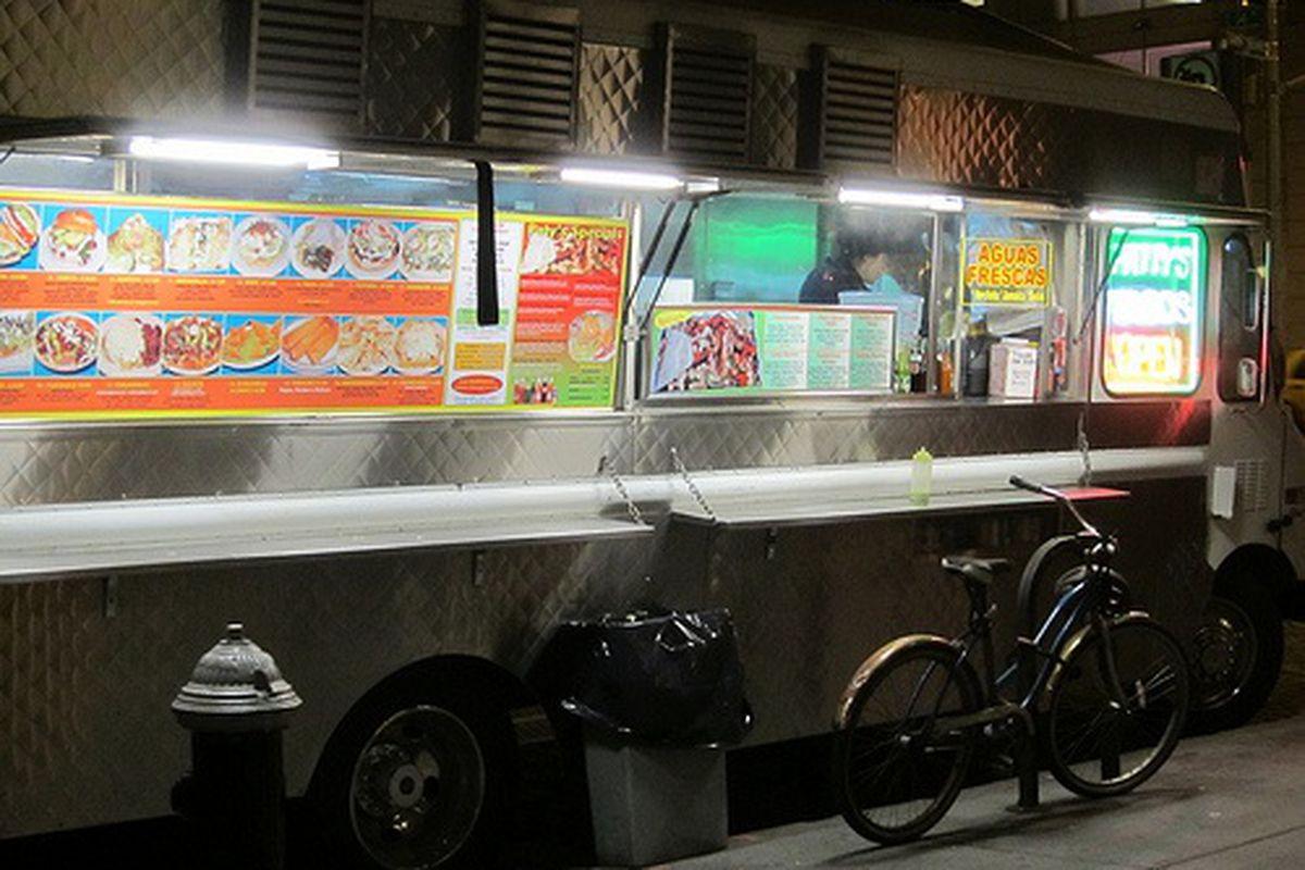 Patty's Taco Truck