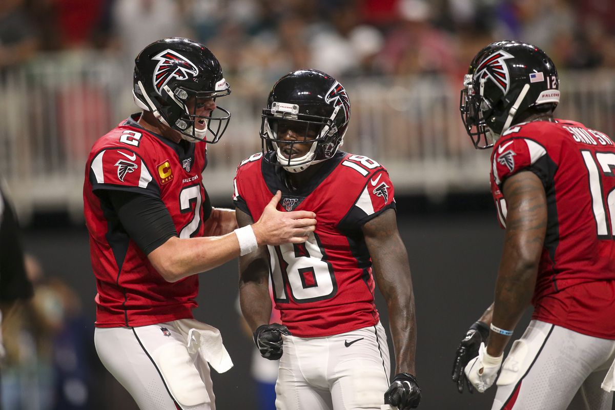 Calvin Ridley Injury Update How To Handle The Falcons Wr Vs Titans In Week 4 Draftkings Nation