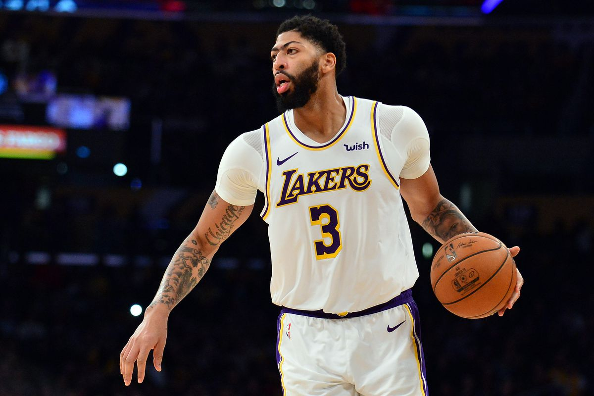 Lakers News Anthony Davis Declines Contract Extension Will