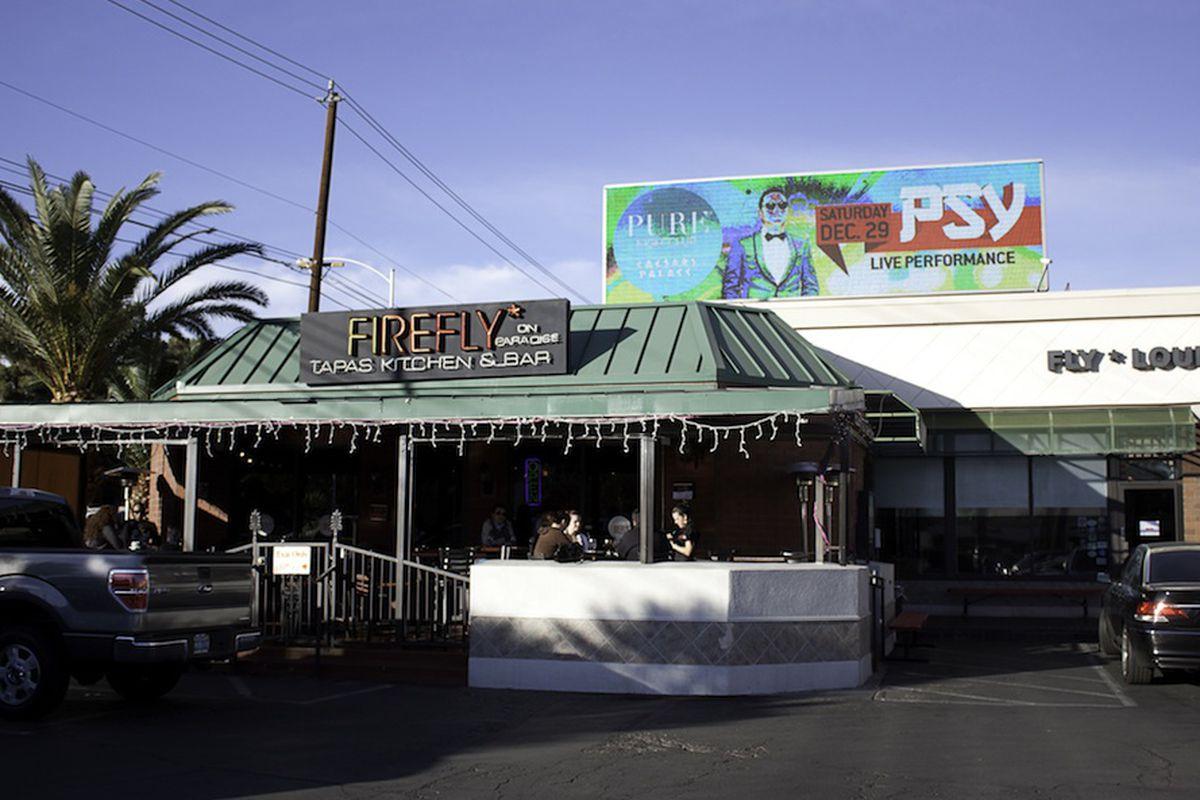 Firefly Tapas Kitchen & Bar
