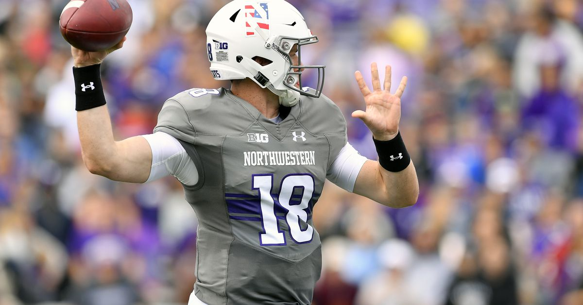 How to watch Northwestern-Purdue: TV channel, radio, live streaming, start time, betting lines
