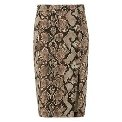 Pencil Skirt in Python Print, $34.99 (Available on Net-A-Porter)