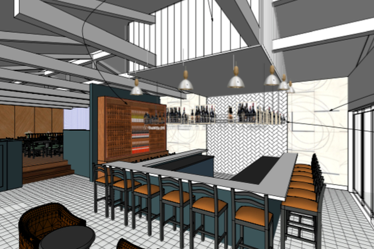 A Big Wood Fired Dinner Spot Comes To Calabasas Soon Eater La