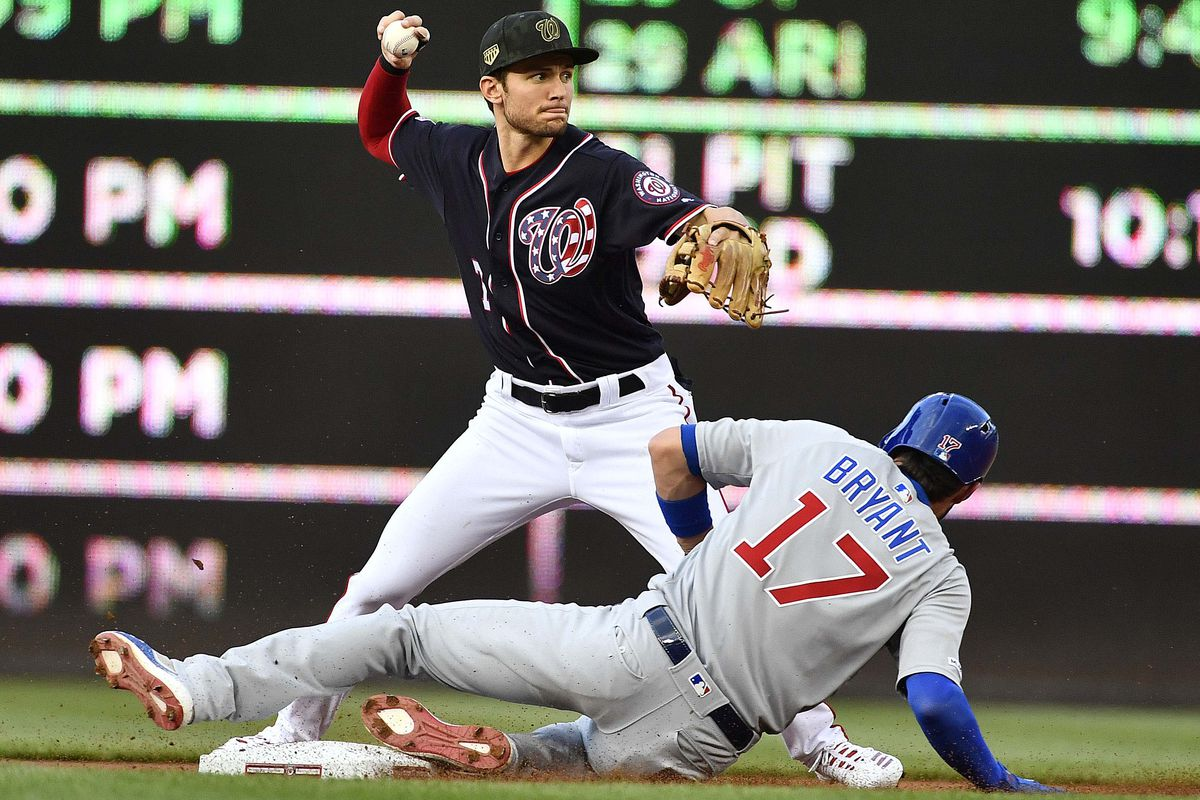 Washington Nationals option Wilmer Difo to minors as Trea Turner returns from Injured List...