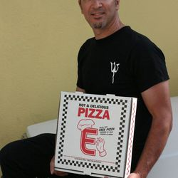 Dave Miscimarra of Hollywood Pies.