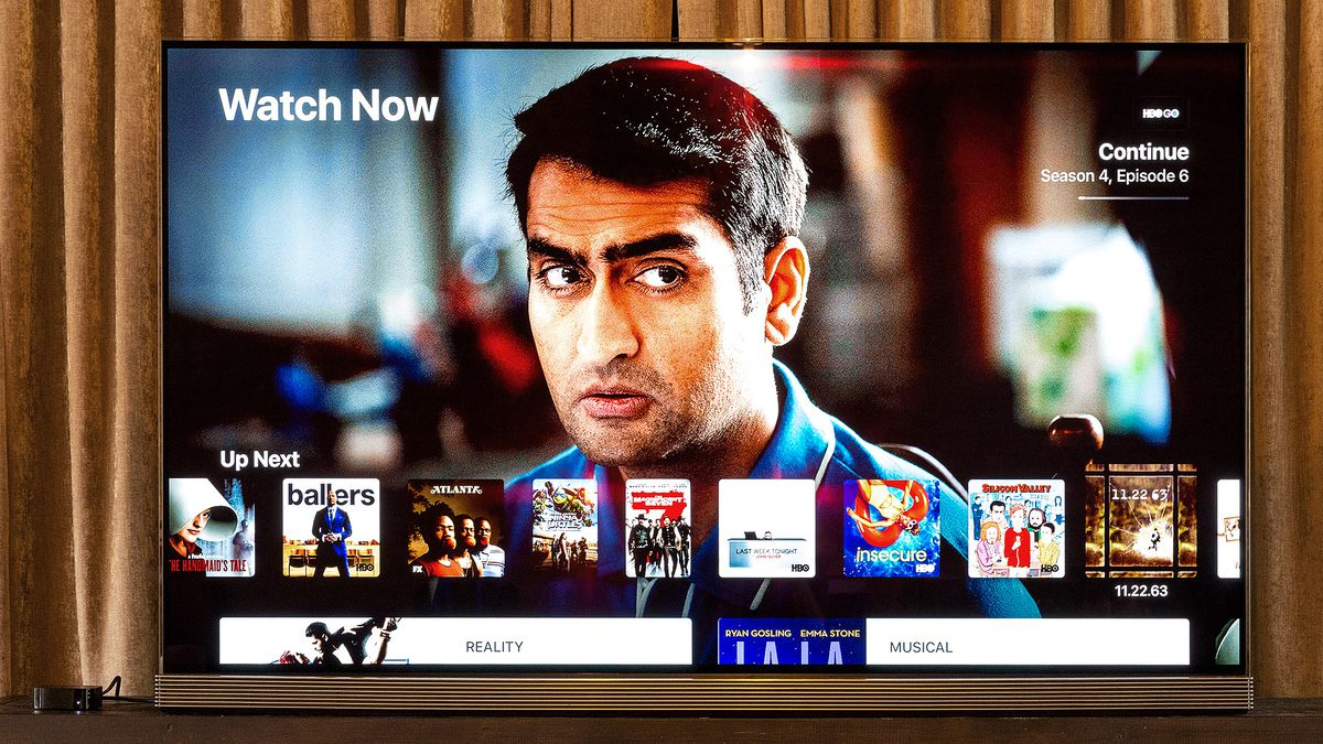 Apple TV, Roku, Fire TV: the best device for 4K HDR TV - The