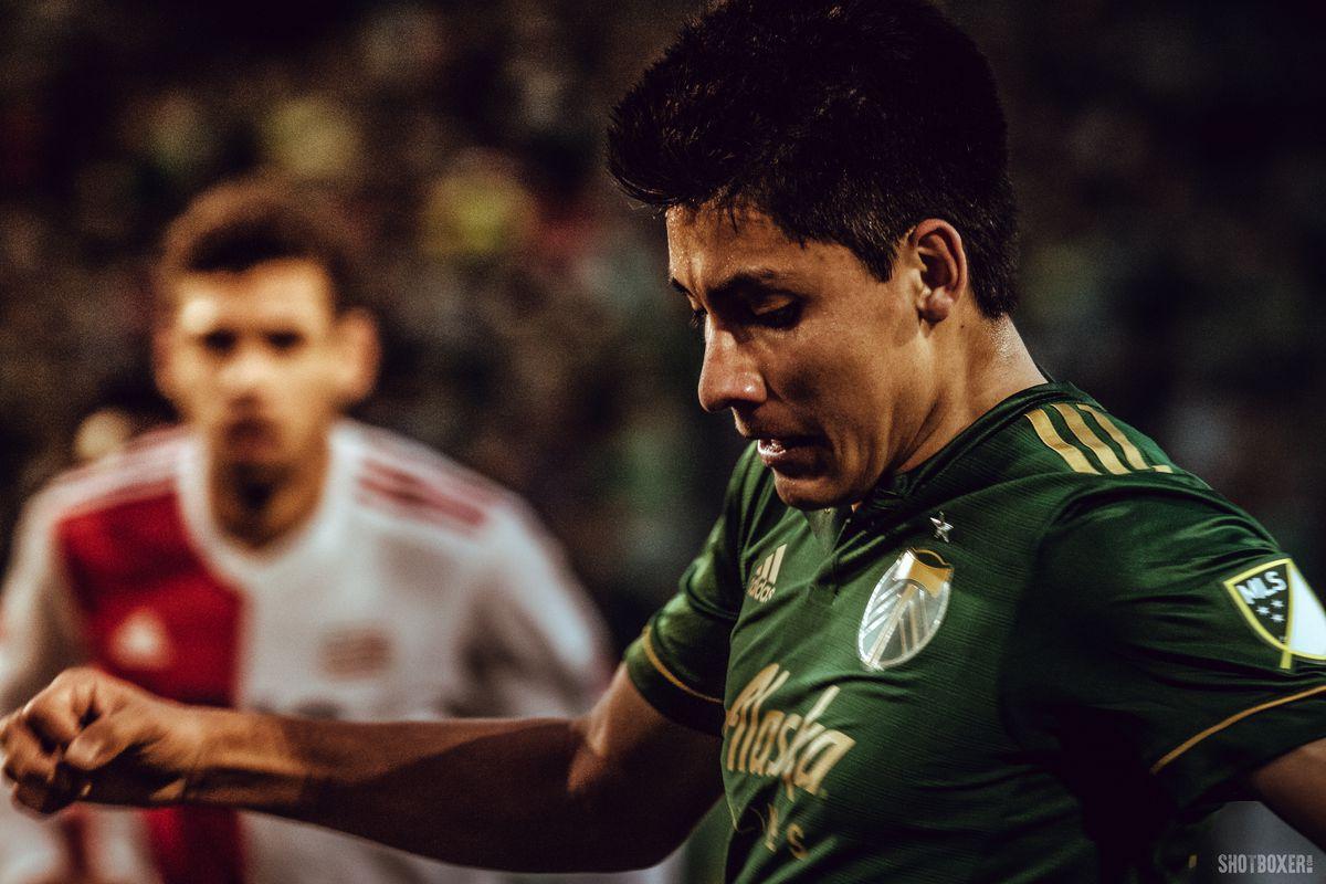 Match Gallery: Portland Timbers vs. Houston Dynamo