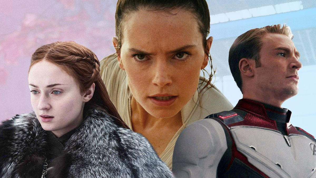 Avengers, Game of Thrones, Star Wars & saying goodbye - Polygon