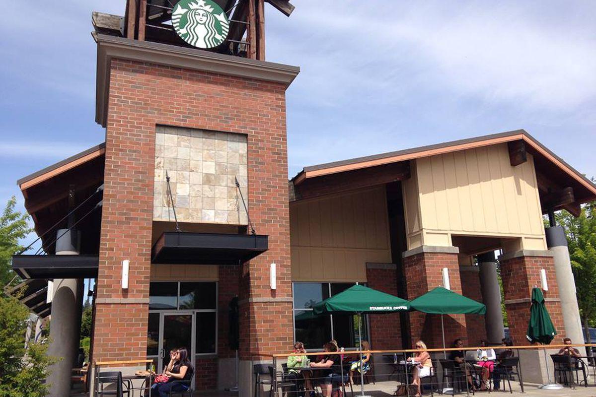 Mill Creek Town Center Starbucks