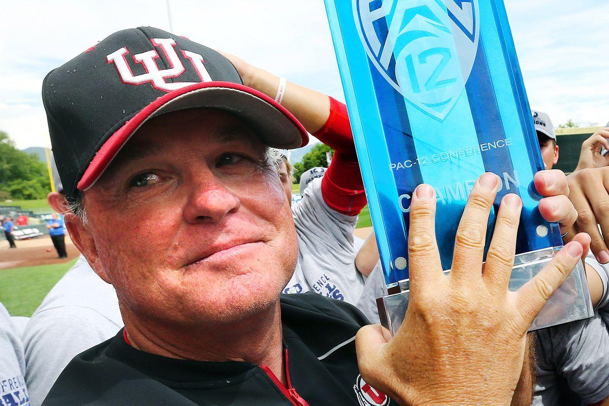 Utah baseball coach Bill Kinneberg announced Monday, May 24, 2021, that this will be his last season at the helm.