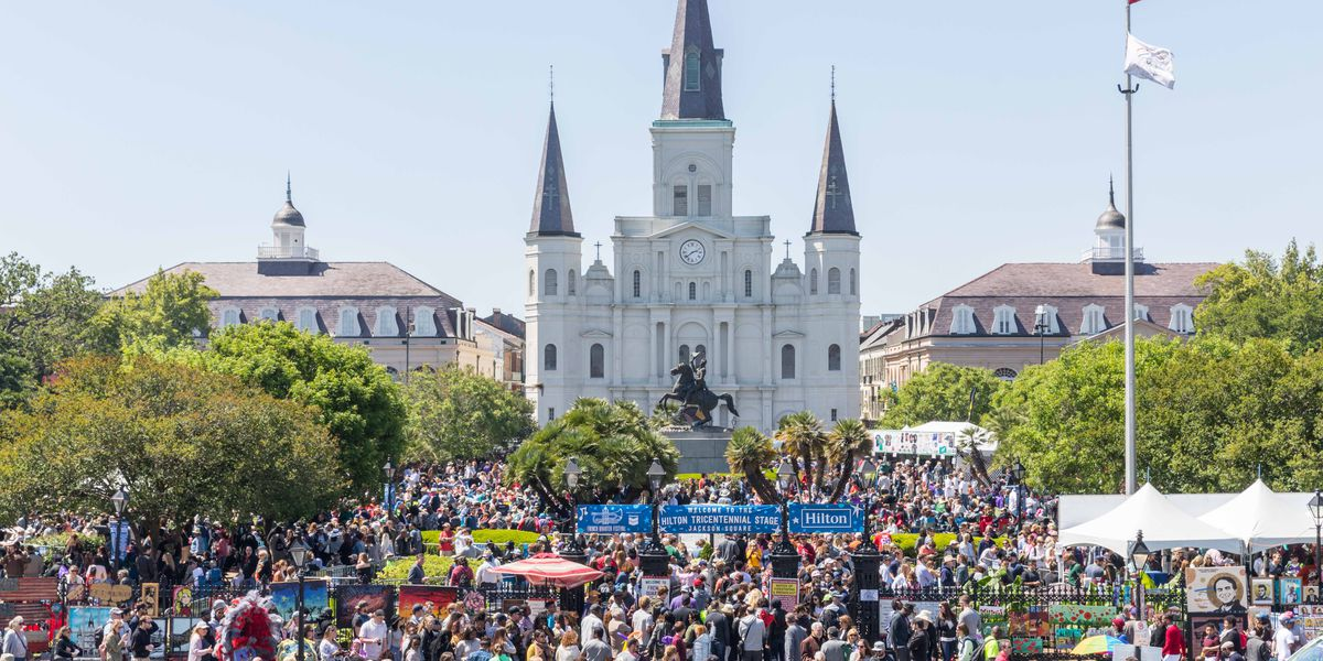 French Quarter Fest and Jazz Fest 2020 to be held on back-to-back weekends